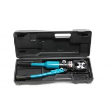 Hydraulic crimping tool for cables 12T (rod step -18mm, section 14-150mm2, adaрters-14,22,38,60,70,8
