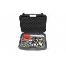 Hydraulic crimping tool 6.5T (16-20, 25-32mm), in a case