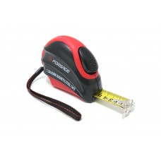 Tape measure 3mх16mm (magnetic hook, auto-lock, double-base housing), in blister