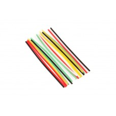 Set of heat shrink tubes ''Color №16''20pcs, (Ø before/after shrinkage 1.6/0.8mm, L-100mm)