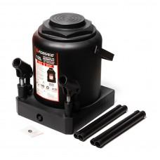 Bottle jack 100T + repair kit (pickup height - 335mm, lifting height - 515mm, rod step - 180mm)