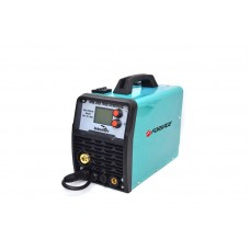 Welding machine MIG, MMA, TIG (220V, 5.8kW, 10-230А, electrode 1.6-4mm, wire 0.8-1mm, power factor 0