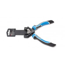 Diagonal cutting pliers ''Profi''with a return spring 160mm, in plastic holder