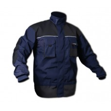 Work jacket with inserts, 8 pockets (XL/56, chest:116-124, waist:96-104, height:188-194cm, polyester