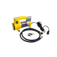 Car air compressor 12V, air pressure 150bar, performance 35 l/min