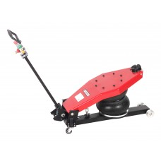 Air floor jack 3T (1 pad, pickup height - 120mm, lifting height - 450mm)