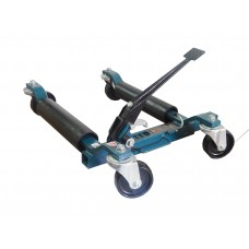Wheel position jack hydraulic 9''(maximum wheel width - 230mm)