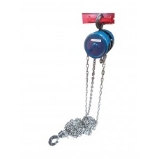 Chain block hoist with tension chain fixation 5T (chain length - 3m)