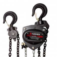 Chain block hoist with tension chain fixing gear 2T (chain length - 3m)