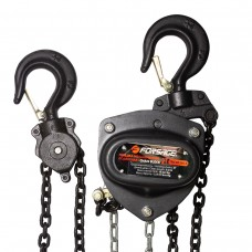 Chain block hoist with tension chain fixing gear 5T (chain length - 3m)