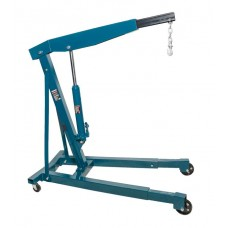 Hydraulic crane 3T (lifting height 2400mm, boom length:1300-1900mm)