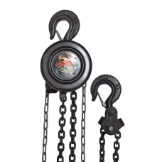 Chain block hoist with tension chain fixation 1.5T (chain length - 2.5m)
