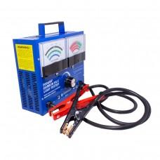 Тестер аккумуляторных батарей, генераторов и пускового тока аналоговый (12V,500А)