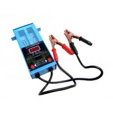 Тестер аккумуляторных батарей цифровой (12V, 125А)
