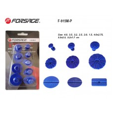 Paintless Dent Puller Tabs 9PC.