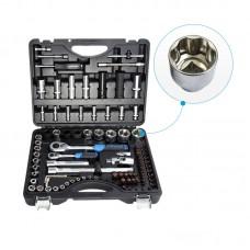 94+6 PC Super Lock Socket Ratchet Set