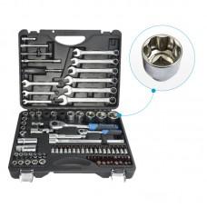 82+6 PC Super Lock Socket Ratchet Set