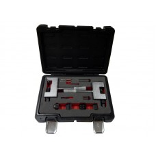 Timing chain reveting tool set 12pcs, in a case Premium (MERCEDES BENS)