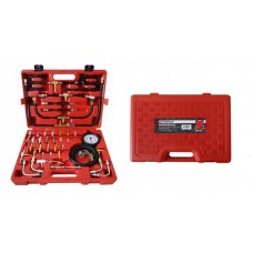 Fuel injector pressure test kit (0-10bar), in a case