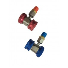 Air conditioning adjustable quick coupling set 2pcs