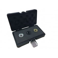 Camshaft central valve tools/sockets VAG 3pcs, in a case ''Pemium''