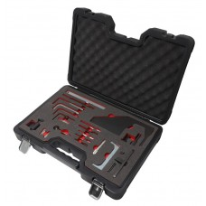 Engine timing locking set (Ford, Mazda), in a case ''Premium''