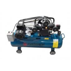 Triple piston belt driven air compressor 100L (3.0kW, receiver 100L, 360 l/m, 220V)