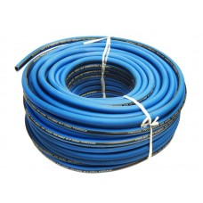 Rubber air hose reinforced 10 * 16mm * 1m (50m in a coil)