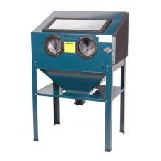 Sandblasting chamber (volume-220L, 425-708l/min, pressure 2.7-5.4), air