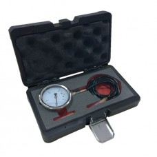 Turbo pressure gauge (1 to 3 bar), in a case ''Premium''