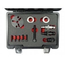 A/C Compressor clutchremover kit (compressor type:GM R4, А6, HR-6, DA-6, V5 A/C, Sanden SD: 505, 507