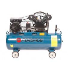 Double piston belt driven air compressor 70L (2.2kW, receiver 70L, 250 l/m, 220V)