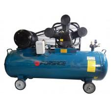 Triple piston belt driven air compressor 500L (7.5kW, receiver 500L, 900 l/m, 380V pressure 12,5 bar
