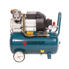 Double piston air compressor with direct drive 50L (2.2kW, receiver 50L,8 bar, 356 l/m, 220V)