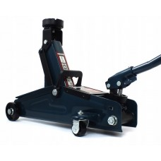 Floor jack 2T with rotary handle 180° (h min 140mm, h max 340mm,weight 9.5 kg)