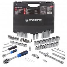 Tool set 94pcs 1/4'', 1/2''(6 point, 4-32mm)