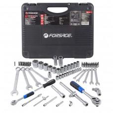 Tool set 82pcs 1/4'', 1/2''(6 point, 4-32mm)