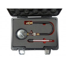 Compression tester kit (flexible extension 310mm with threaded adapters: M14х1.25, M18х1.5, hard ext