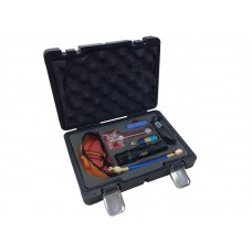 Refrigerant leak detection kit, in a case ''Premium''