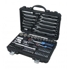 Tool set 82pcs 1/4'', 1/2'', 4-32mm (for stripped facets)