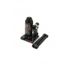 Bottle jack 2T with valve + repair kit (h min 181mm, h max 345mm)