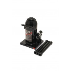 Bottle jack 15T with valve + repair kit (h min - 230mm, h max - 460mm, rod step - 150mm)