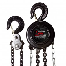 Chain block hoist with tension chain fixation 0.5T (chain length - 2.5m)