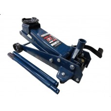 Floor jack 3T with pedal (h min 135mm, h max 505mm)