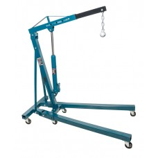 Hydraulic crane folding 1T (lifting height 2200mm, boom length: 870-1140mm)