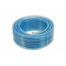 Шланг армированный ф8мм (25м) (бензо-маслостойкий)