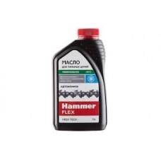 54188 Масло Hammer Flex 501-006 адгезионное для пильных цепей 1л