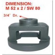 Спецключ для ступичной гайки оси BPW 12т