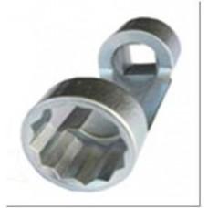1/2''Ключ для откручивания штока амортизатора (12-гран., 22мм) (VW, BMW)