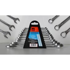 Набор ключей комбинированных 12пр. (6-14, 17, 19, 22мм) в пластиковом держателе